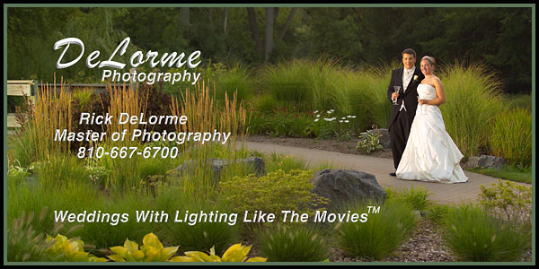 Delorme Photography Logo